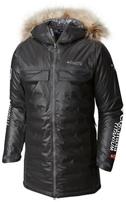 Columbia Titanium Men's OutDry Ex Diamond HeatZone Long Parka