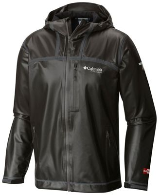 Columbia Titanium Men's OutDry Ex Stretch Hooded Shell Jacket