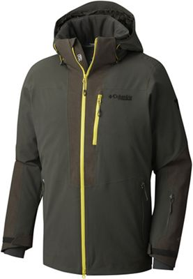 Columbia Titanium Men's Powder Keg Down Jacket