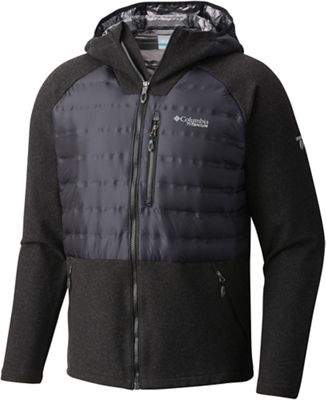 Columbia Titanium Men's Snowfield Hybrid Jacket