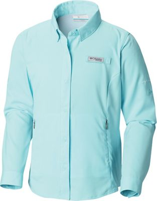 Columbia Youth Girls' Tamiami LS Shirt