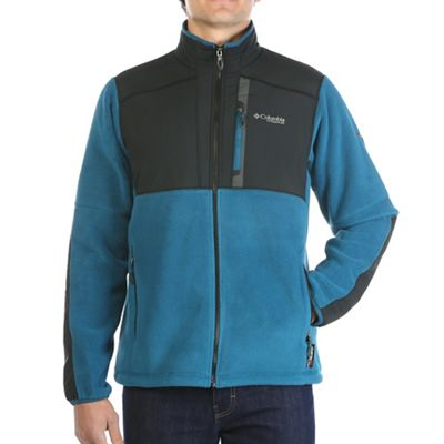 Columbia Titanium Men's Titan Frost Fleece Jacket