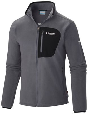 Columbia Titanium Men's Titan Pass 2.0 Fleece Jacket