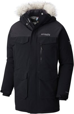 Columbia Titanium Men's Titan Pass 780 TurboDown Parka