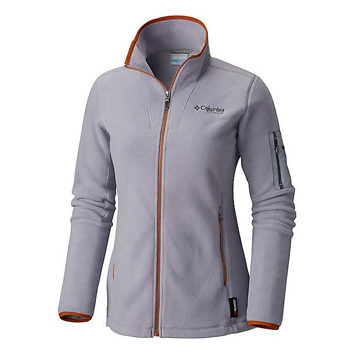 4a9beac96aae Columbia Titanium Women s Titan Pass II 2.0 Fleece Jacket - Moosejaw