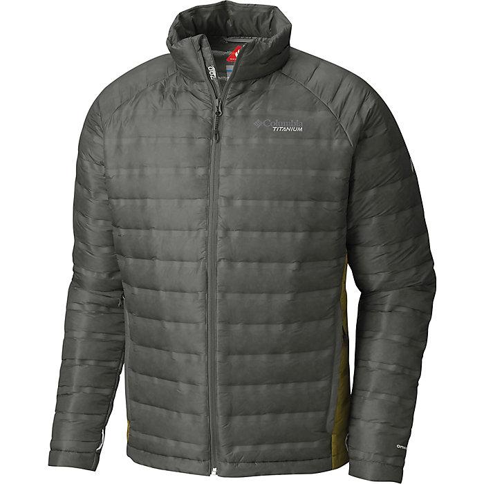 Super discount hot product wholesale online Columbia Titanium Men's Titan Ridge Down Jacket - Moosejaw