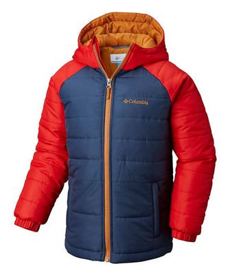 Columbia Youth Boys' Tree Time Puffer Jacket