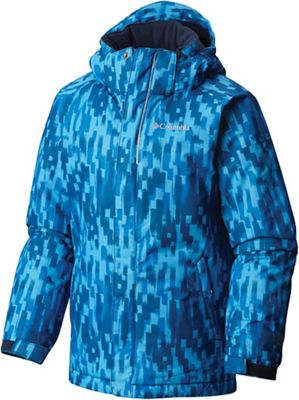 Columbia Youth Boys' Twist Tip Jacket