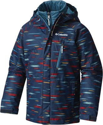 Columbia Youth Boys' Whirlibird Interchange Jacket