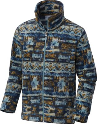 Columbia Youth Boys' Zing III Fleece Jacket