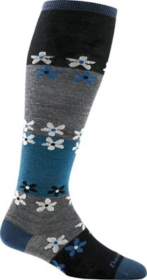 Darn Tough Women's Flowers Knee High Light Sock
