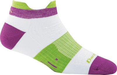 Darn Tough Women's Pulse No Show Tab Light Sock