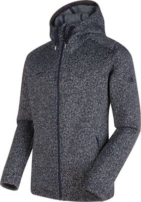 Mammut Men's Chamuera ML Hooded Jacket