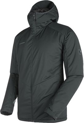 Mammut Men's Chamuera SO Thermo Hooded Jacket