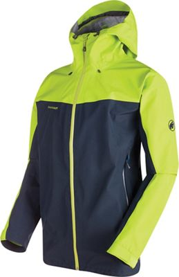 Mammut Men's Crater HS Hooded Jacket