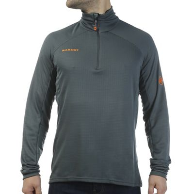Mammut Men's Eiger Extreme Moench Advanced ML Half Zip LS Top