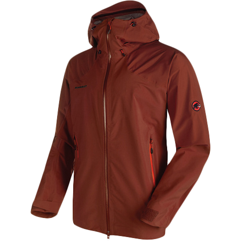teton hs hooded jacket men  Mammut Men's Teton HS Hooded Jacket - Moosejaw