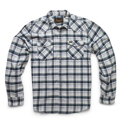 Howler Bros Men's Stockman Flannel Snapshirt