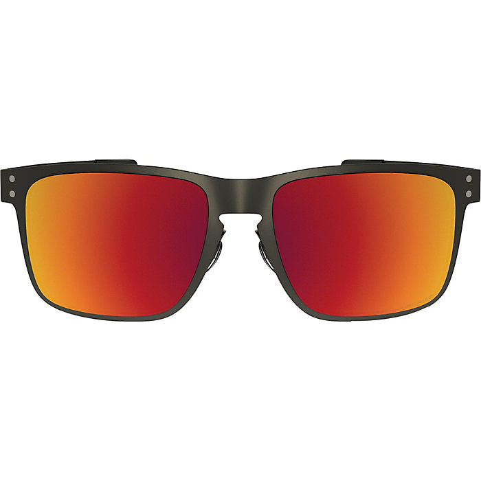 e136320008 Oakley Holbrook Metal Polarized Sunglasses - Moosejaw