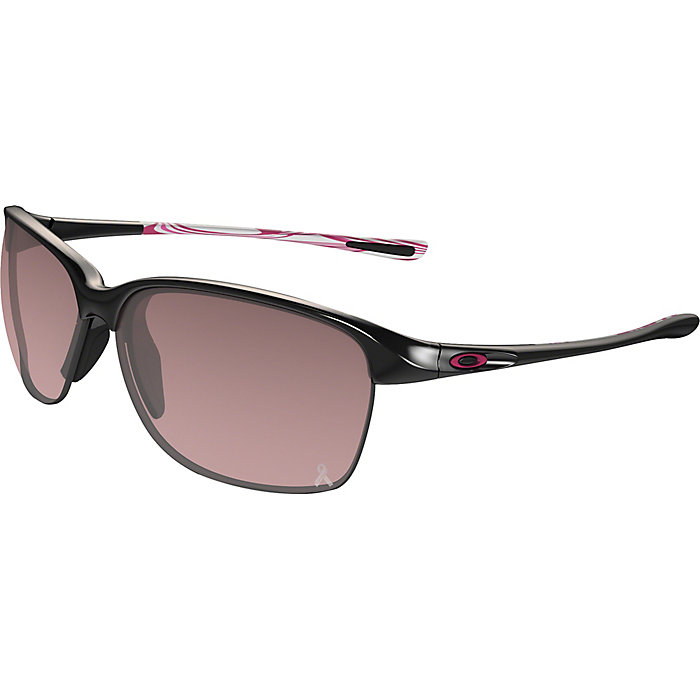 89164f173f48b Oakley Women s Unstoppable YSC Breast Cancer Awareness Sunglasses - Moosejaw