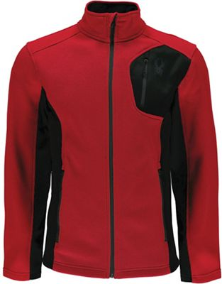 Spyder Men's Bandit Full Zip Lt Wt Jacket