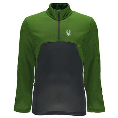 Spyder Men's Capitol 1/2 Zip Fleece