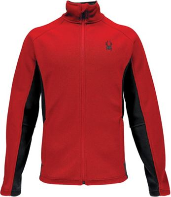 Spyder Men's Constant Full Zip Mid Wt Jacket