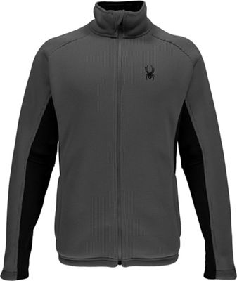 Spyder Men's Foremost Full Zip Hvy Wt Jacket