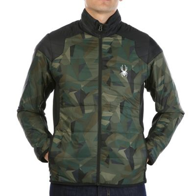 Spyder Men's Glissade Full Zip Jacket