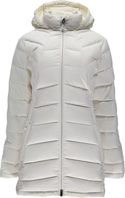 Spyder Women's Syrround Long Down Coat