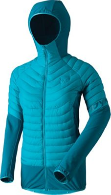 Dynafit Women's TLT Hybrid Primaloft Hooded Jacket
