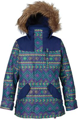 Burton Girls' Aubrey Parka Jacket