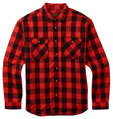Burton Men's Brighton Burly Shepa Flannel Shirt
