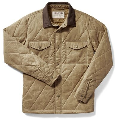Filson Men's Hyder Quilted Jac-Shirt