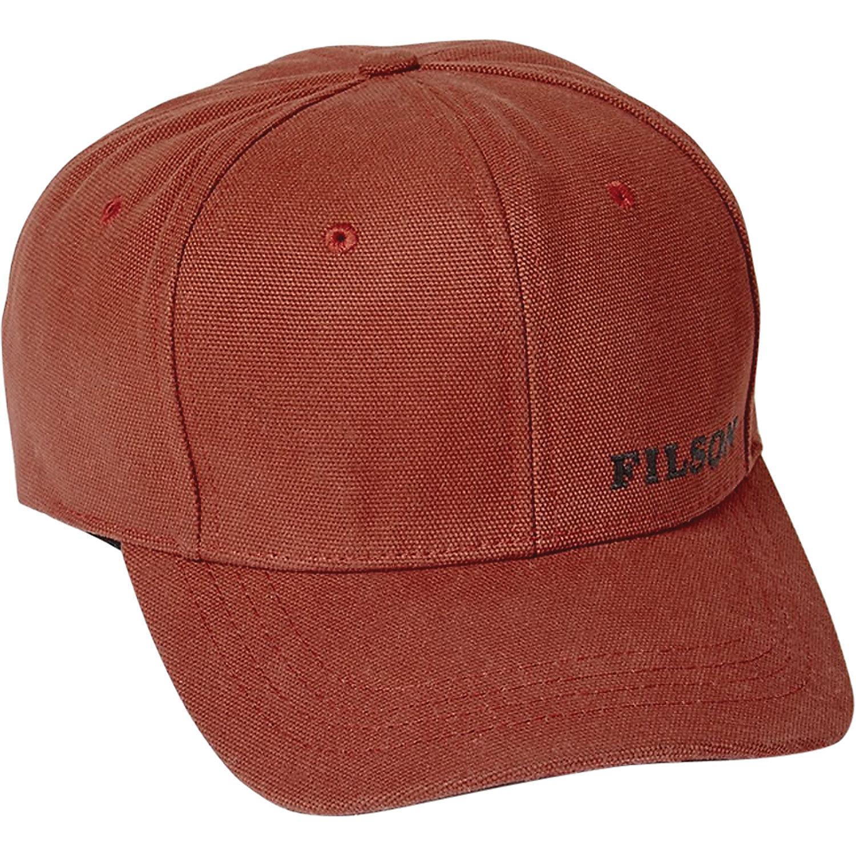 71c9c8168 Filson Logo Canvas Logger Cap