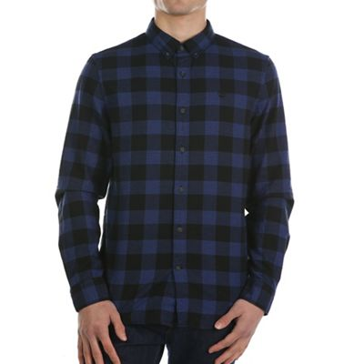 Timberland Men's Back River Herringbone Plaid Shirt