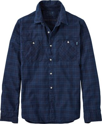 Timberland Men's Back River Small Plaid Flannel