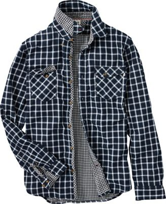 Timberland Men's Branch River Double Layer Plaid Shirt