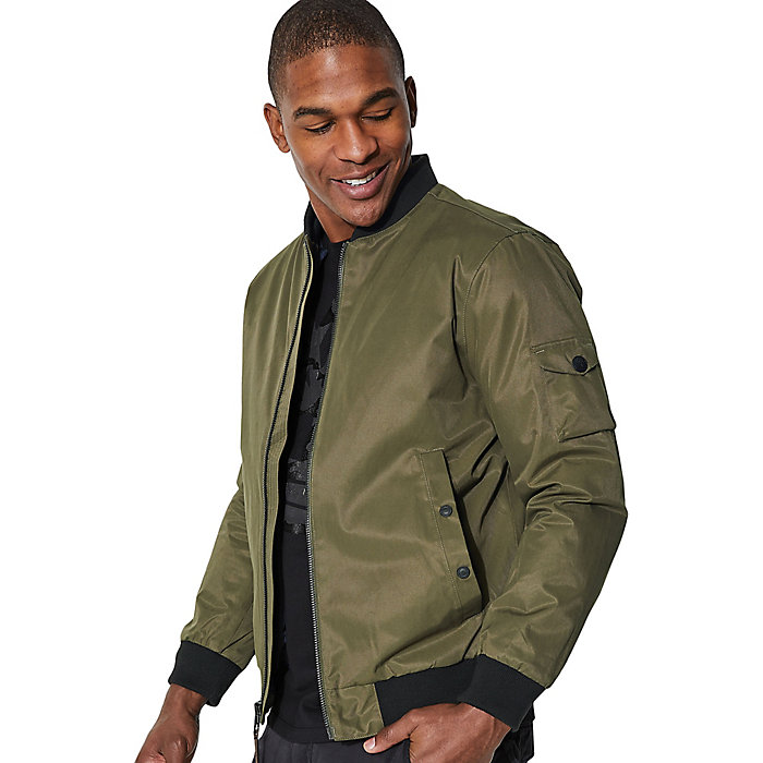 Timberland Men's Dryvent Scar Ridge 3 in 1 MA 1 Jacket