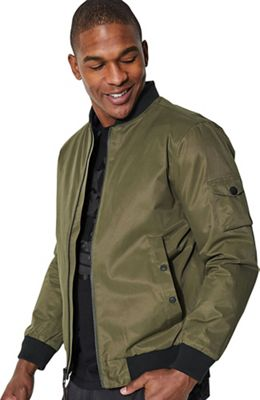 Timberland Men's Dryvent Scar Ridge 3-in-1 MA-1 Jacket