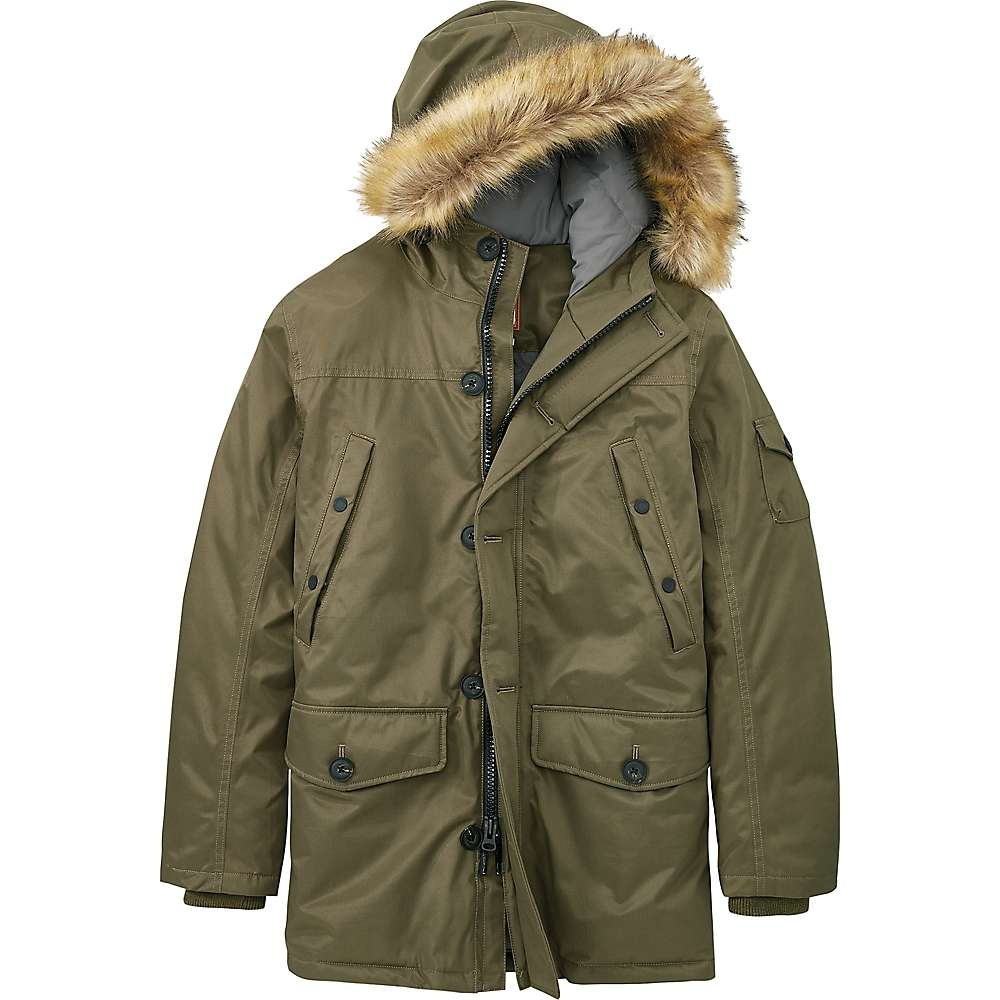 COATS & JACKETS - Synthetic Down Jackets Timberland