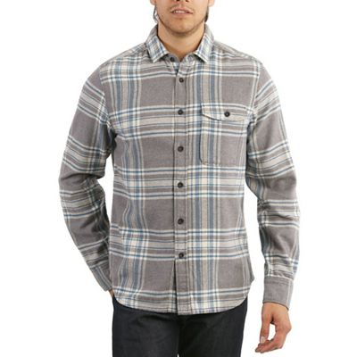 Jeremiah Men's Marin Herringbone Flannel Plaid