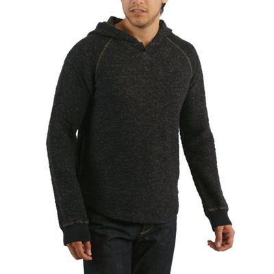 Jeremiah Men's Mission Twist Yarn Sweater Hoodie