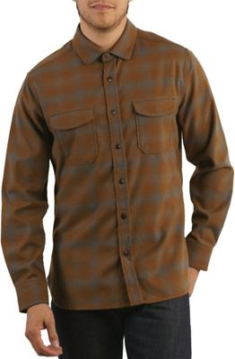 Jeremiah Men's Peak Poly Wool Plaid Top