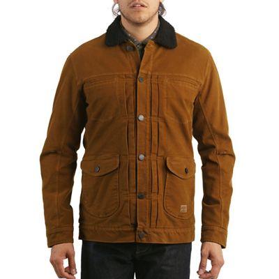 Jeremiah Men's Terra Broken Twill Jacket