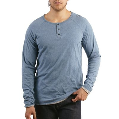 Jeremiah Men's Utley Reversible Henley Top