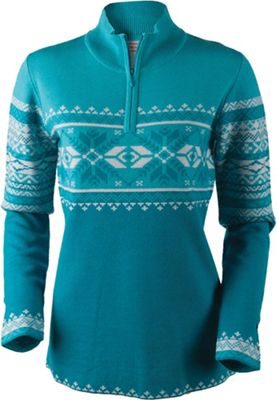 Obermeyer Women's Carla Knit 1/4 Zip Top