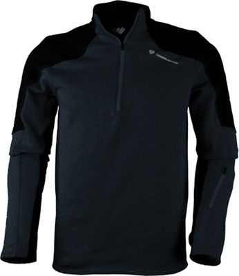 Obermeyer Men's Semishell 1/4 Zip Top