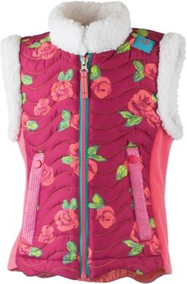 Obermeyer Girl's Snuggle -Up Vest