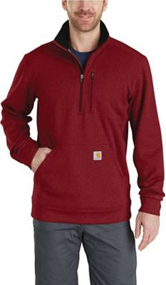 Carhartt Men's Force Extremes Mock Neck Half-Zip Sweatshirt